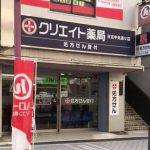 クリエイト薬局:日吉中央通り商店街