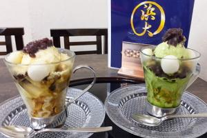 和風甘味・食事処「浜大」:日吉中央通り商店街